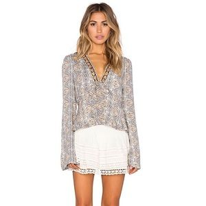 Free People Time Of Your Life Blouse